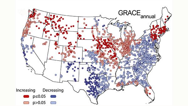 Analyzing Recent Trends In U S Flood Risk