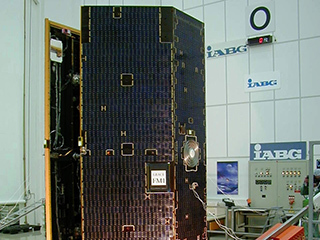 GRACE Satellite Testing